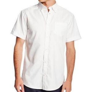 * Wear Guard for Work Short Sleeve Button up Shirt